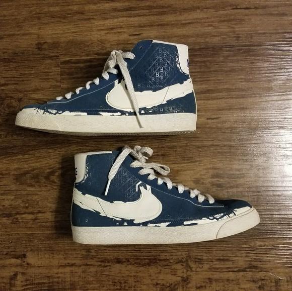 Nike Shoes | Nike Blazer High Brooklyn